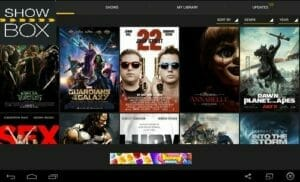 Apps Like ShowBox For Streaming Movies