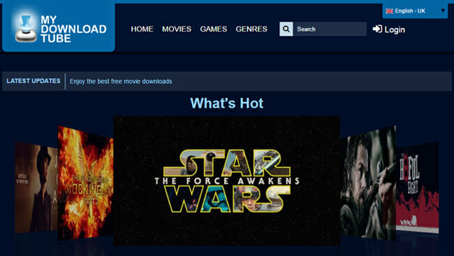 whats a good movie download site